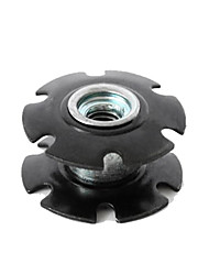 """Steer Tube Headset Aluminum Star Nut 1 1/8"""" 28.6mm Bicycle Threadless head set for Road MTB Mountain Bike Front Fork"""