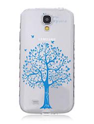Pour Samsung Galaxy Coque Transparente / Motif Coque Coque Arrière Coque Arbre TPU SamsungS6 edge plus / S6 edge / S6 / S5 Mini / S5 / S4