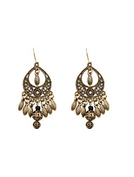 Fashion Women Vintage Charm Drop Earrings