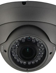GREAT   Dome IP Camera with VF Lens and IR-Cut