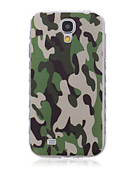 Pour Samsung Galaxy Coque Motif Coque Coque Arrière Coque Camouflage TPU SamsungS6 edge plus / S6 edge / S6 / S5 Mini / S5 / S4 Mini / S4