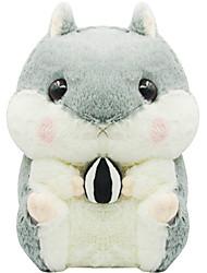 Furry Qute Grey Hamster Bag