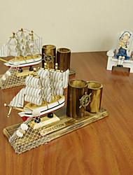bifts de negócios customizados as empresas presentes caneta contêiner veleiro