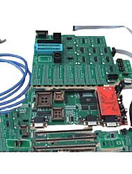 2016 programador de software upa upa usb usb 1.3 hareware 2016 com TMS nec conjunto completo adaptador adaptador SOIC EEPROM 8con