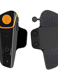 1000M Waterproof FM A2DP BT Bluetooth Motorcycle Wireless Interphone Headset
