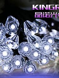 6,5 млн 30led солнечные фонари строки алмазов в порядке партийные decortation фары