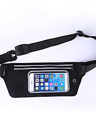 Belt Pouch/Belt Bag Wearable / Multifunctional Racing / Jogging / Cycling/Bike / Running Other Similar Size Phones
