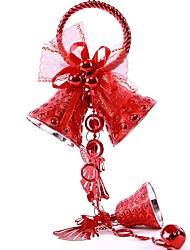 campane di Natale appendere un orologio