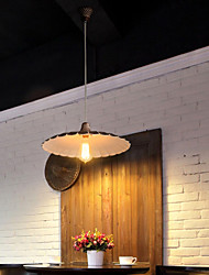 Pendant Lights Mini Style Retro Living Room / Bedroom / Dining Room / Kids Room / Game Room Metal
