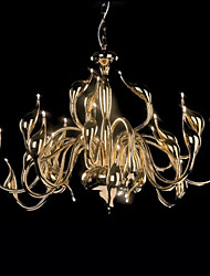 UMEI™ Modern Chandelier Light 24 Lights LED G4 Gold Plating/ Bulb Included/ Living Room / Bedroom