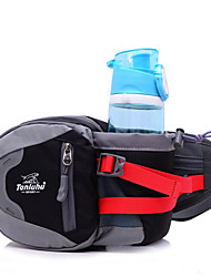 Waist Bag/Waistpack Bottle Carrier Belt Belt Pouch/Belt Bag for Climbing Cycling/Bike Running Camping & Hiking Sports Bag Multifunctional