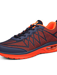 Men's Running Shoes Synthetic Blue / Green / Orange