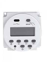 poder lcd transição digital timer programável AC 220V-240V 16-