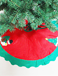The Christmas tree apron tree skirt