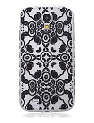 fleurs en dentelle de cuir TPU carte flip matériau pour Samsung Galaxy S3 / s3mini / S4 / s4mini / S5 / s5mini / S6 / s6edge / s6edge +