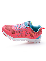 new arrive Spring Summer Woman casual mesh shoes lightweight damping breathable jogging shoes