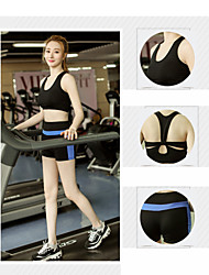 Running Bottoms / Clothing Sets/Suits / Tank / Shorts Women's Sleeveless Breathable / Quick Dry / Compression / Lightweight Materials