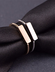Hot Sales Casual Rose Gold Plated Open Ring