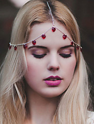 The Heart Shape Headpiece