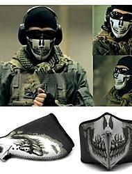 cs col de masque plus chaud de masque chaud