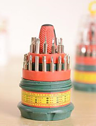Screwdriver Multi-Function Computer Tools With Magnets Head Combination