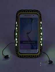 Спортивные сумки HAISKY® Нарукавная повязка / Сотовый телефон сумка Пригодно для носки / Сенсорный экран / Телефон/Iphone / Светящийся