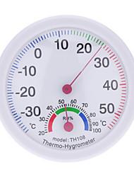 -35 ~ 55 ° C mini interna umidità temperatura termometro metro igrometro