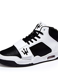 Men's Walking Shoes  Black / White