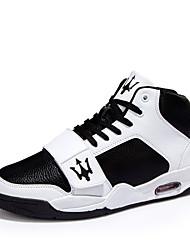 Men's Walking Shoes  Black / White