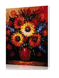 DIY digitales Ölgemälde Frame Familie Spaß Malerei alle von mir Daisy x5065