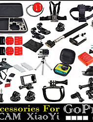 Gopro Accessories Mount/Holder / Straps / Gopro Case/Bags / Adhesive / Accessory Kit / Dive Filter ForGopro Hero 2 / Gopro Hero 3 / Gopro