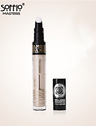 1 Concealer/Contour Wet Balm Sun Protection / Whitening / Long Lasting / Concealer / Natural / Pore-Minimizing Face Natural / Ivory