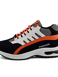Men's Walking Shoes  Green / White / Orange