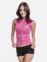 BART Women Pink Swimwear Swim Diving Rash Guard Surf Vest