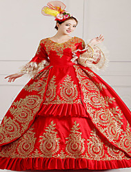 Steampunk®Victorian Royal Party Dress Wholesalelolita Rococo Princess Prom Dresses