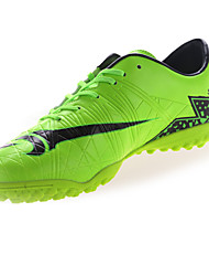 Sapatos Futebol Feminino / Masculino / Para Meninos / Para Meninas Azul / Verde / Cinza Sintético