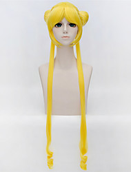 40inch sailor moon kristal Sailor Moon blonde synthetische anime cosplay pruik qy-074