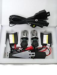 12V 35W ac schlank HID-Xenon-Kit versteckt Autoscheinwerfer elantra ausweichen Scheinwerfer H4 Hoch Abblendlicht Kit