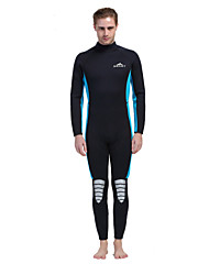 Winter Warm 3MM Neoprene Wetsuit Mens Full Body Spearfishing Diving Suit