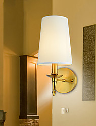 Modern Metal Wall Lights, Simple Kitchen  Wall Lamps Bar Cafe Hallway Balcony  Wall Lamp