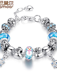 Charm Murano Glass Beads Bracelet DIY Jewelry for Women Fit Original  Bracelets