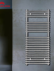 AVONFLOW® 1200x500Bathroom Towel Racks, Towel Radiators, Heated Towel Rail With Chrome AF-UA