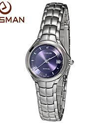 EASman Watch Women Brand 2015 Dress Water Resistant Watches Blue Steel New Style Classic Wristwatches Women Watch