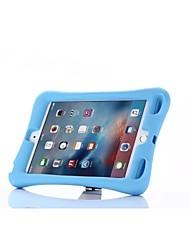 красочные детей дети мягкий ТПУ ТПУ шок силиконовый чехол крышка Подставка для IPad мини 4 (разные цвета)