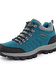 Men's Hiking Shoes  Blue / Brown / Orange