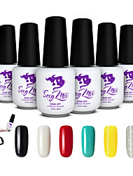 Sexy Mix UV Gel Set Nail Polish UV Led Shining Colorful 143 Colors Soak off Varnish Manicure