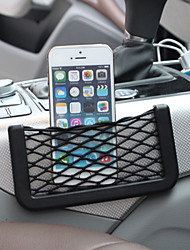 ZIQIAO Multi-function Automobile Bag Phones Incorporate Storage Network Storage Box 15 X 8.5cm