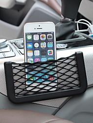 ziqiao sac automobile téléphones multifonctions intègrent boîte de stockage en réseau de stockage 15 x 8.5cm