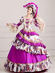 Steampunk®Georgian Purple Victorian Party Gown Marie Antoinette Wholesalelolita Rococo Princess Prom Dresses