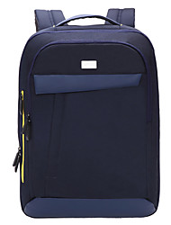 New Modern Style Casual Functional 14 15 Inch Computer Laptop Backpack Large Capacity 3 Layers School Backpack T803 Blue